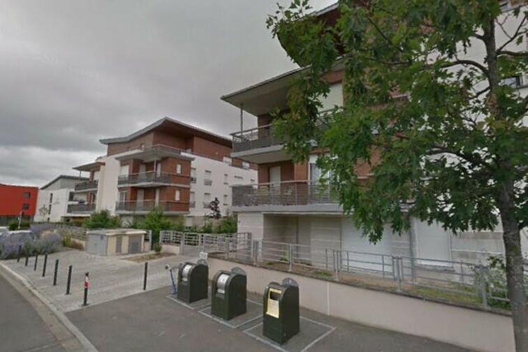 Location parking Station Victor Hugo - Jacques Monod - Olivet