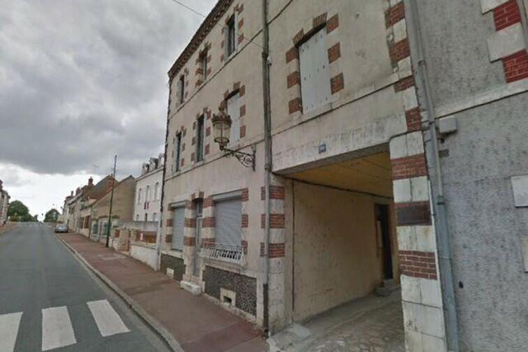 Parking Église saint-Étienne - Liberté - Briare box
