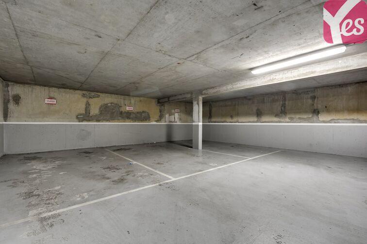 Parking Mairie du 15ème - Paris box