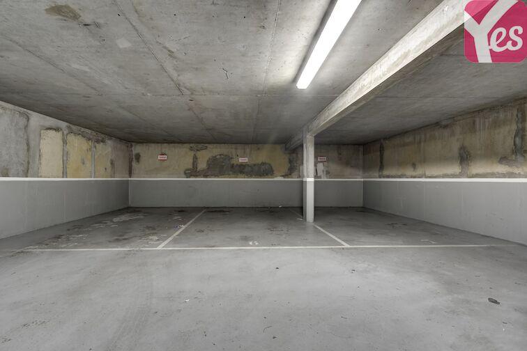 Parking Mairie du 15ème - Paris caméra
