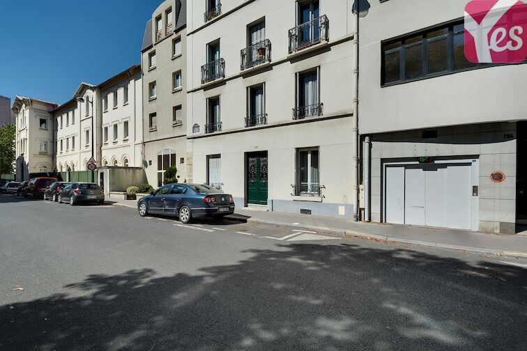 Location Parking Garage Mairie Du 15ème Paris Rue Blomet Paris