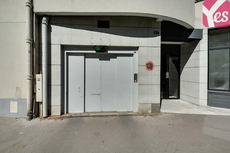 Parking Mairie du 15ème - Paris souterrain