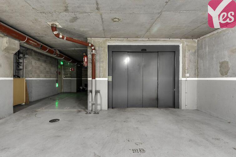 Parking Mairie du 15ème - Paris location mensuelle