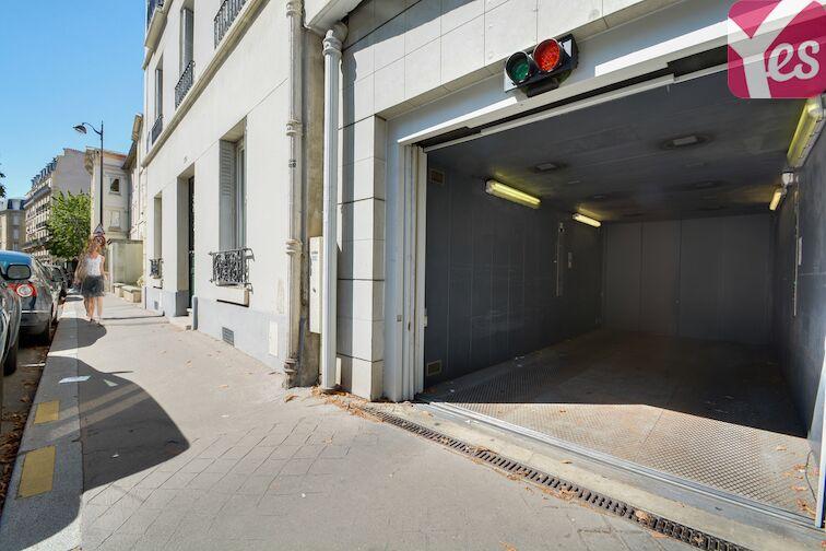 Parking Mairie du 15ème - Paris sécurisé