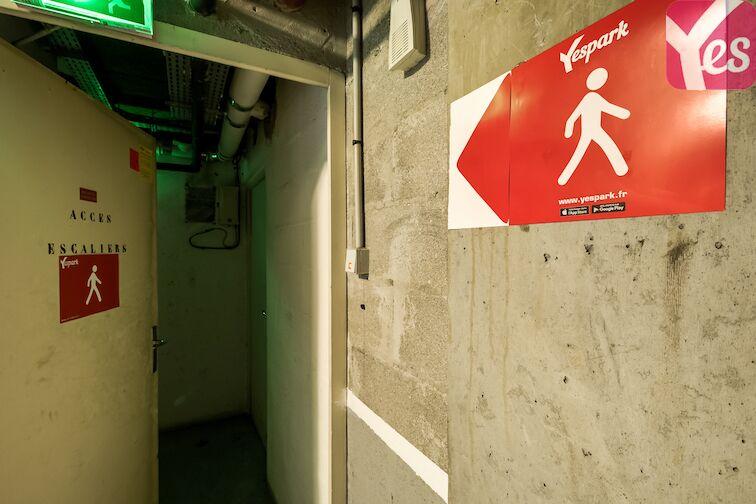 Parking Mairie du 15ème - Paris avis