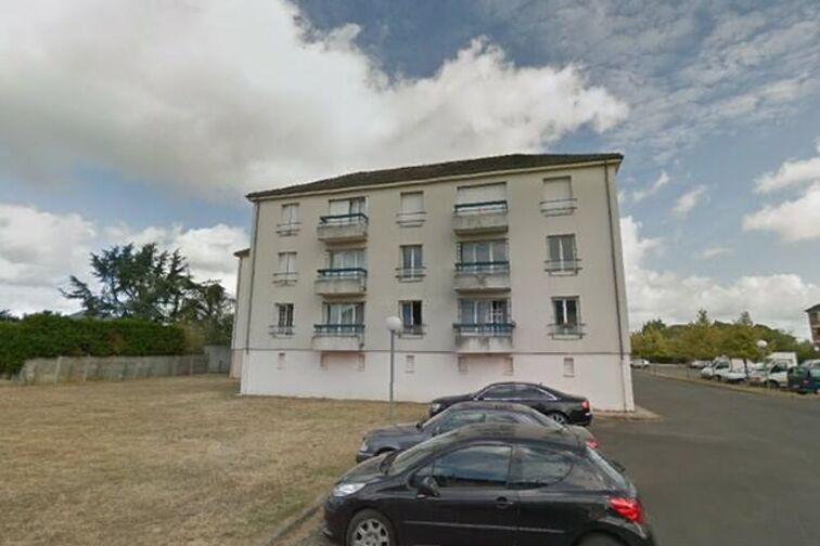 Parking Avenue du Chemin de Fer - 5 résidence de la Villanderie - Sully-sur-Loire caméra