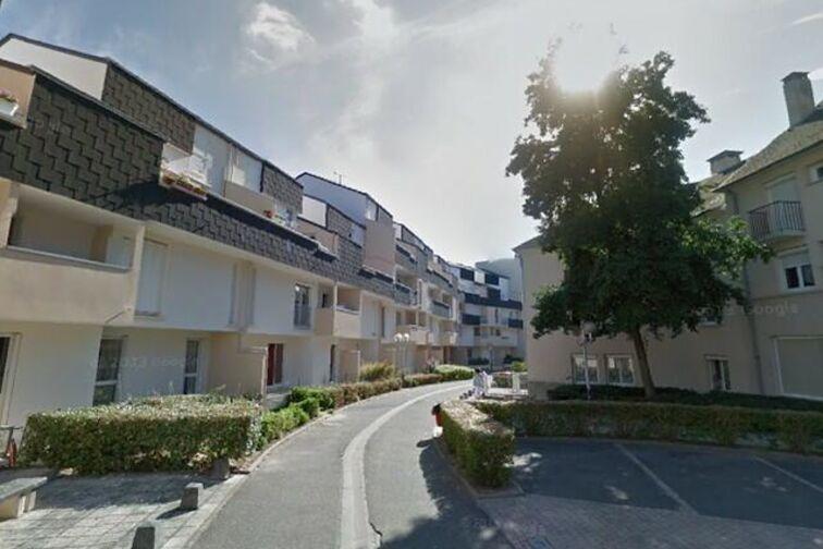 Parking Ecole Louise Michel - Pablo Picasso - Saint-Jean-de-Braye 45800