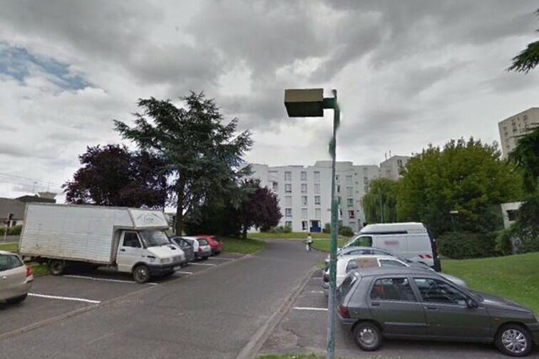 Parking Station Lamballe - Cosmonautes - Fleury-les-Aubrais Fleury-les-Aubrais