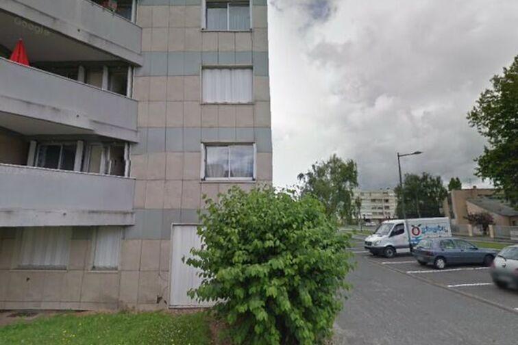 location parking Station Lamballe - Cosmonautes - Fleury-les-Aubrais