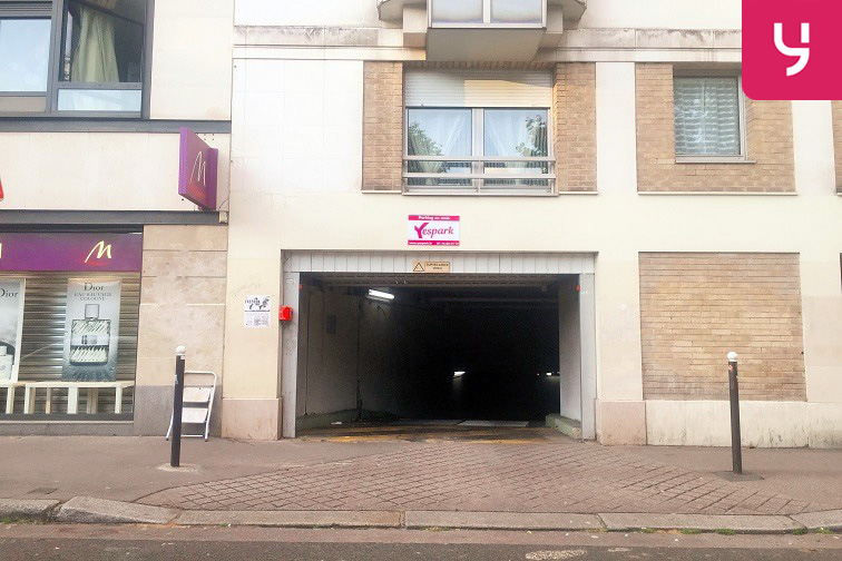 Location parking Alexandre Dumas - Charonne