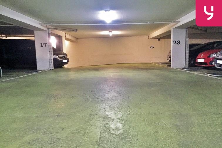 Parking Alexandre Dumas - Charonne 166 boulevard de Charonne