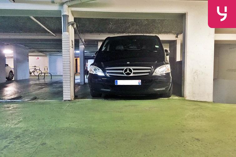 Parking Alexandre Dumas - Charonne garage