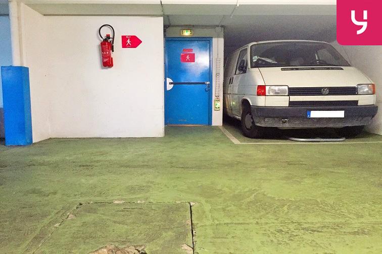 Parking Alexandre Dumas - Charonne box