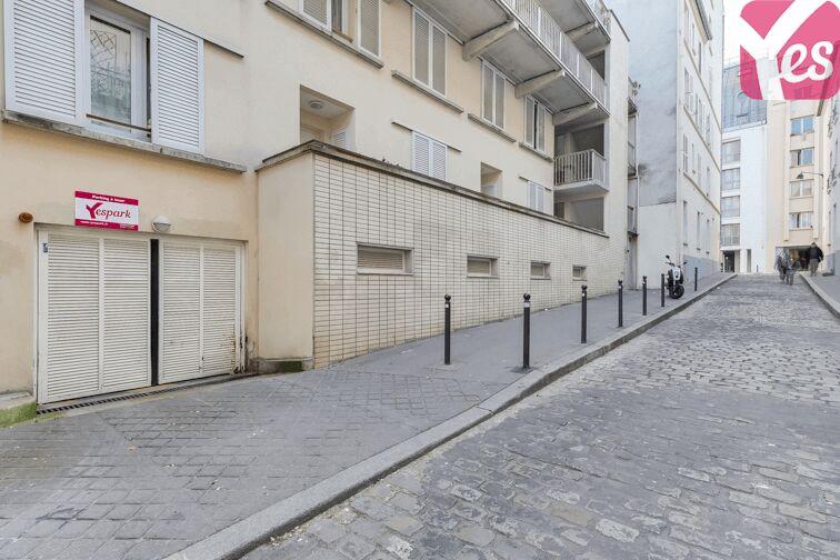 location parking Saint-Jacques - Paris