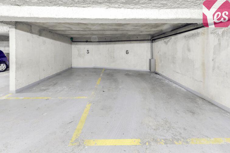Parking Saint-Jacques - Paris sécurisé