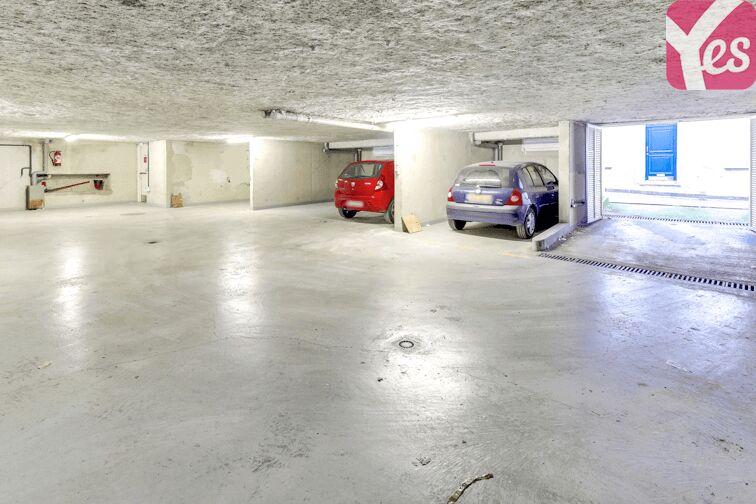 Parking Saint-Jacques - Paris garage