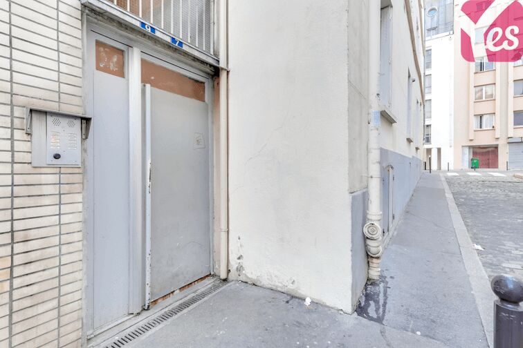 Parking Saint-Jacques - Paris caméra