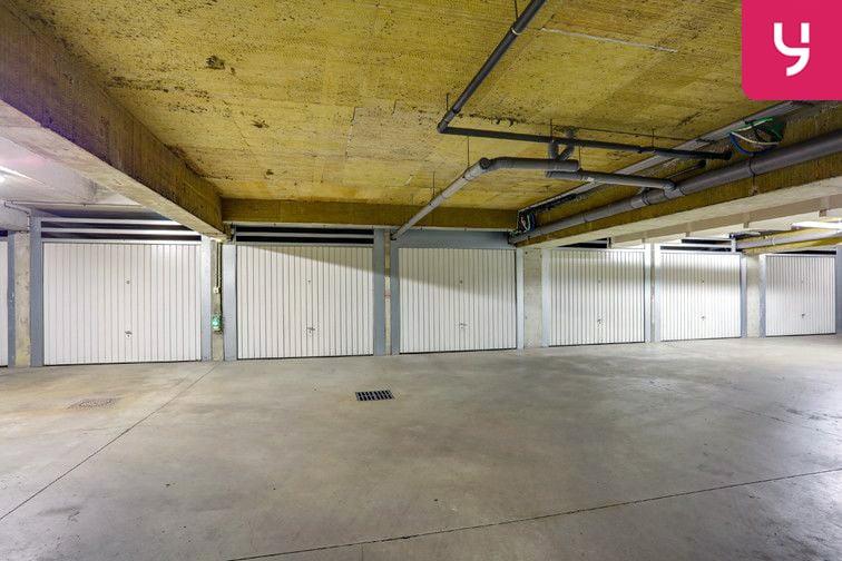 Des box sont à votre disposition dans ce parking souterrain