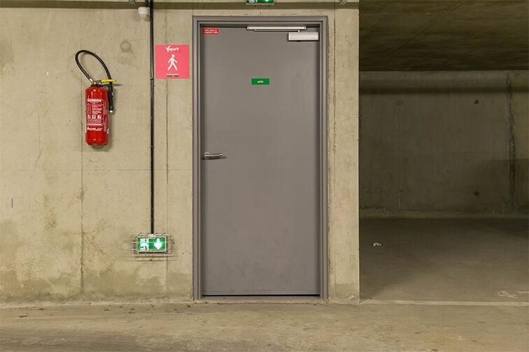 Parking Rue Olympe de Gouges - RER Les Grésillons - Villiers-le-Bel sécurisé