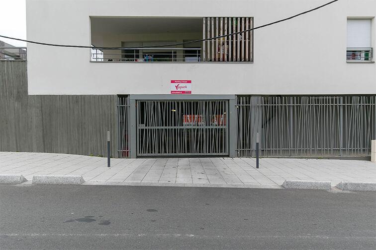 Parking Rue des Caboeufs - Parc Marguerite Yourcenar - Villiers-le-Bel à louer