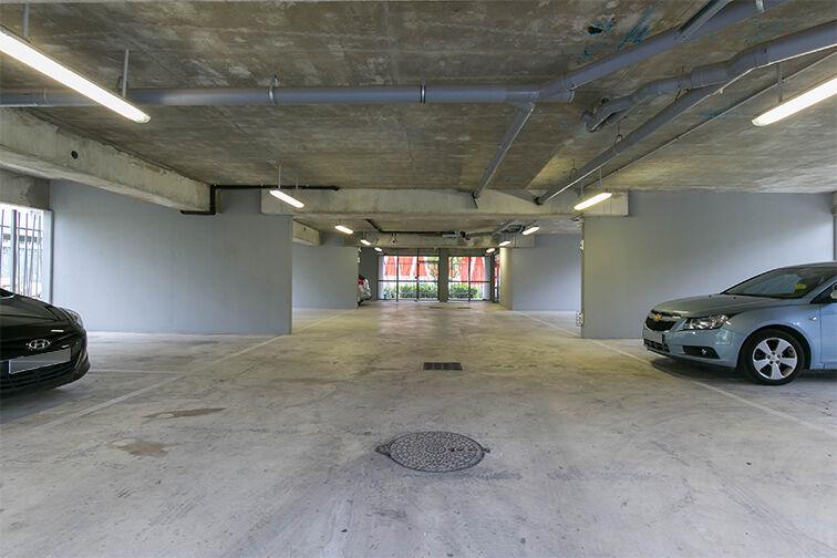 Parking Rue des Caboeufs - Parc Marguerite Yourcenar - Villiers-le-Bel pas cher