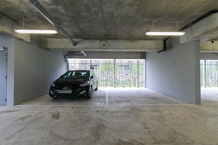 Parking Rue des Caboeufs - Parc Marguerite Yourcenar - Villiers-le-Bel 95400