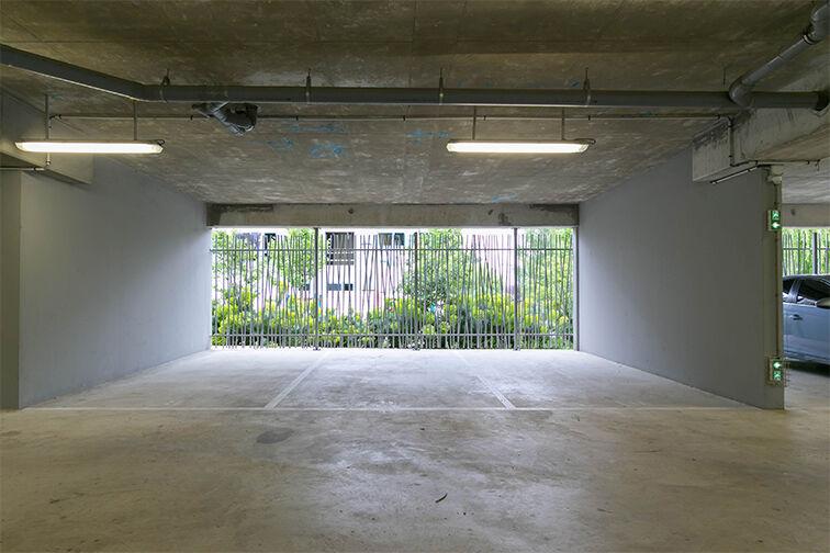 Parking Rue des Caboeufs - Parc Marguerite Yourcenar - Villiers-le-Bel sécurisé