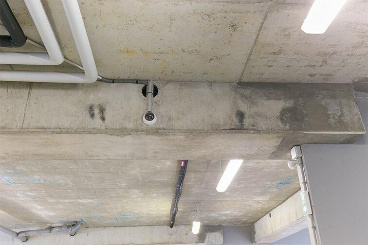 Parking Rue des Caboeufs - Parc Marguerite Yourcenar - Villiers-le-Bel box