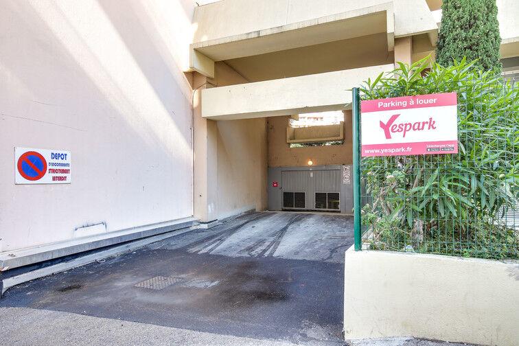 Parking Collège Simone Veil - Rue de la Gendarmerie - Nice avis