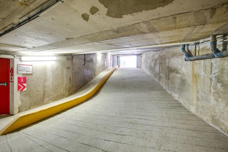 Parking Collège Simone Veil - Rue de la Gendarmerie - Nice sécurisé