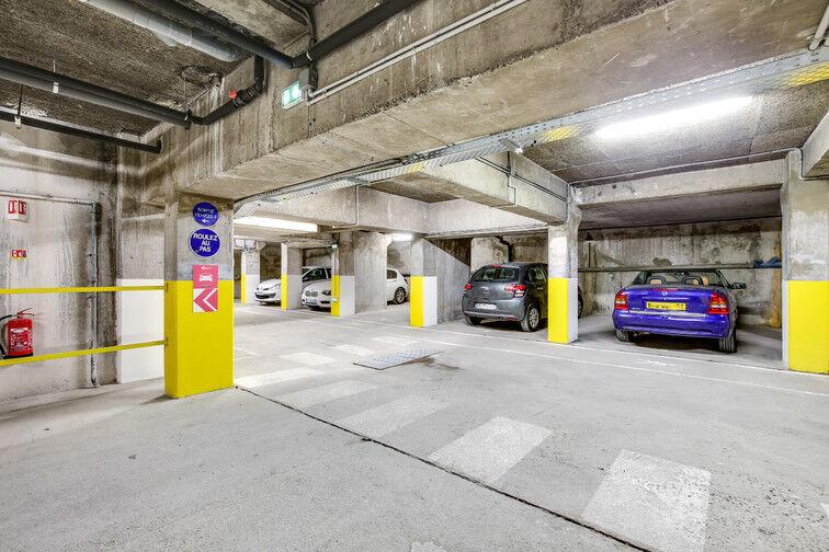 Parking Collège Simone Veil - Rue de la Gendarmerie - Nice pas cher