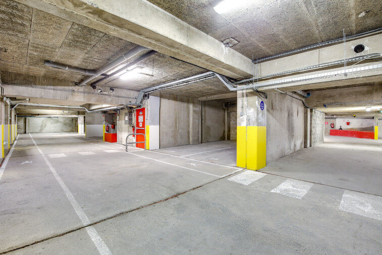 Parking Collège Simone Veil - Rue de la Gendarmerie - Nice souterrain