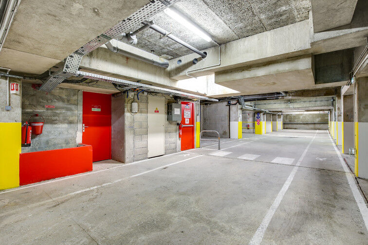 Parking Collège Simone Veil - Rue de la Gendarmerie - Nice garage