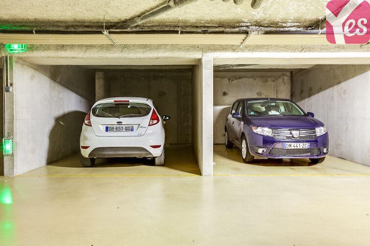 Parking Château des Rentiers - Paris box