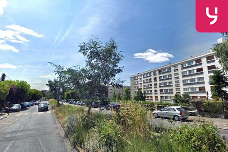 Parking Centre-ville - Rue Pottier - Le Chesnay (place moto) Le Chesnay