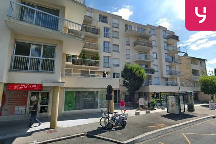 Parking Centre-ville - Rue Pottier - Le Chesnay (place moto) avis