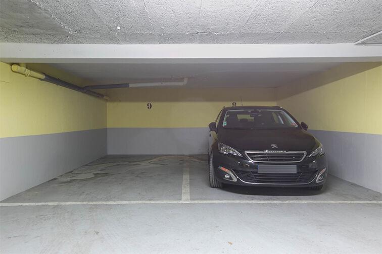 Parking Ecole Louis Aragon - Franz Liszt - Beauvais garage