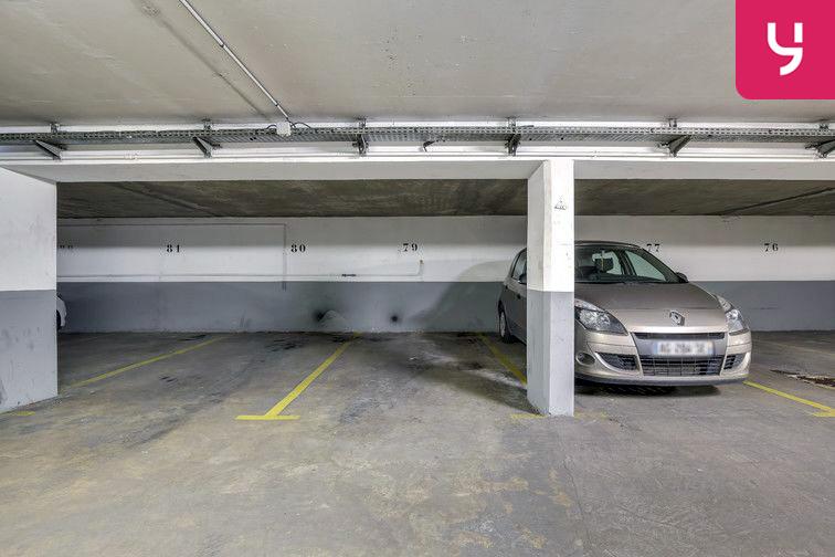 Location parking Gare de Nice - Avenue Jean Médecin - Nice