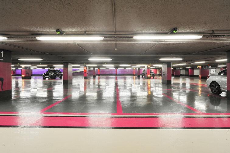 Parking Gare de Nice - Avenue Jean Médecin - Nice sécurisé