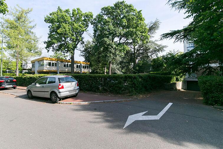 Parking Centre-ville - Le Vésinet sécurisé