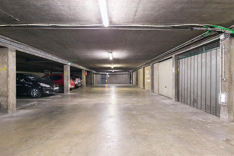 Parking Centre-ville - Le Vésinet garage
