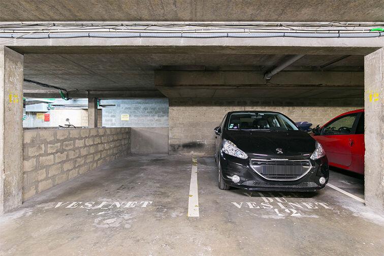 Parking Centre-ville - Le Vésinet gardien