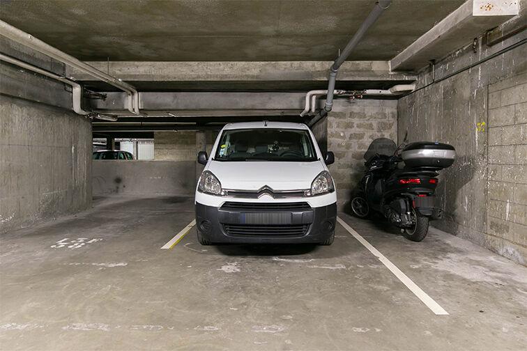 Parking Centre-ville - Le Vésinet en location