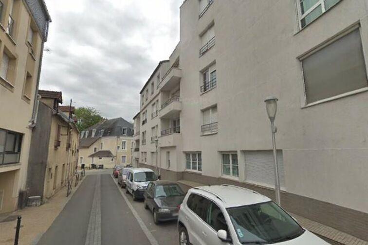Parking Place Henri Deudon - Rue Etienne Lebeau - Athis-Mons 24 rue Etienne Lebeau