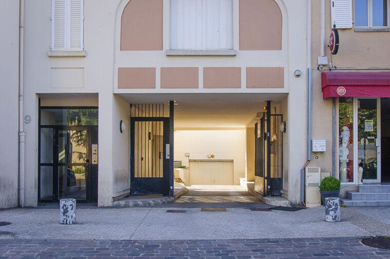 Parking Parc d'Avaucourt - Rue Etienne Lebeau - Athis-Mons sécurisé