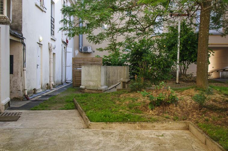 Parking Parc d'Avaucourt - Rue Etienne Lebeau - Athis-Mons souterrain