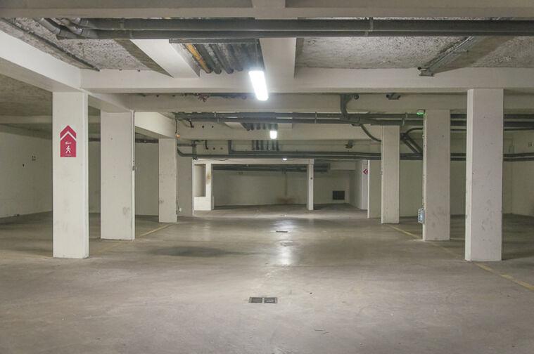 Parking Parc d'Avaucourt - Rue Etienne Lebeau - Athis-Mons box