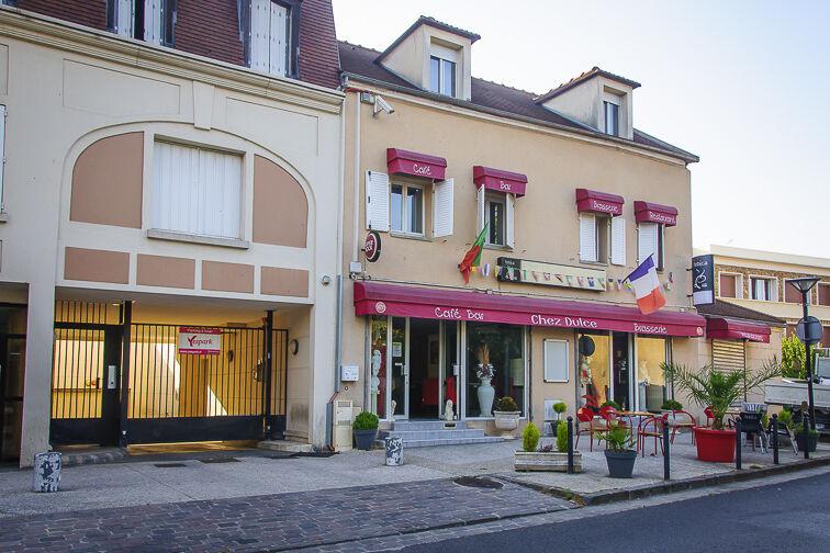 Parking Parc d'Avaucourt - Rue Etienne Lebeau - Athis-Mons gardien