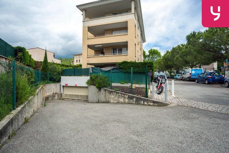 Parking Route de la Roquette - Mougins (places doubles) location mensuelle