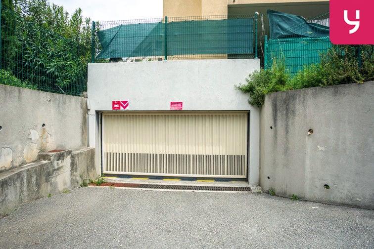 Parking Route de la Roquette - Mougins (places doubles) sécurisé